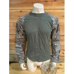 TACTICAL LONG SLEEVE UBAC USAF AU CAMO USED CONDITION