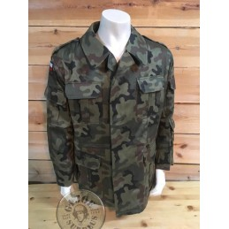 POLISH ARMY PANTERA CAMO JACKET NEW