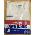 J.E.MORGAN NET LON SLEEVE SHIRT MADE IN USA NEW IN THE BAG
