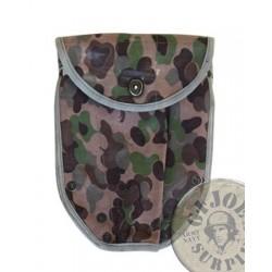 AUSTRIAN ARMY CAMO K7 EQUIPMENT NEW /SHOVEL POUCH