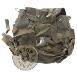 TURKISH ARMY RUCKSACK USED CONDITION
