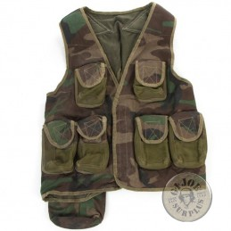 TURKISH ARMY TACTICAL VEST USES CONDITION