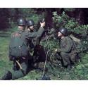 SWEADISH ARMY WOOL M1939 JACKET NEW