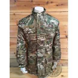 DUTCH ARMY MUTILTICAM CAMO GORETEX JACKET NEW