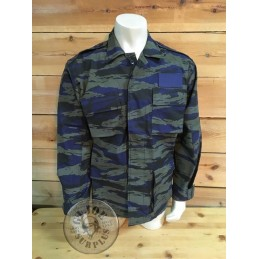 GREECE AIRFORCE CAMO LIZZARD JACKET NEW