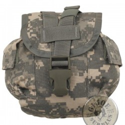 MOLLE II US ARMY AT DIGITAL CAMO EQUIPMENT /UTILITY CANTEEN POUCH BRAND NEW