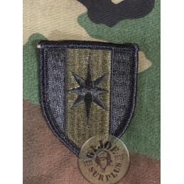"""PARCHES GENUINOS US ARMY """"44th MEDICAL BRIGADE"""""""