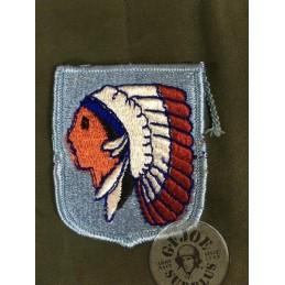 PARCHE GENUINO US ARMY GUARDIA NACIONAL OKLAHOMA