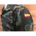 SPANISH ARMY MARINE CORPS BDU WOODLAND JACKET /COLLECTORS ITEM