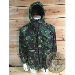BRITISH GURKHAS DPM CAMO ARTIC PARKA USED GREAT CONDITION