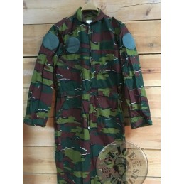 BELGIUM ARMY COMBAT COVERALL JIGSAW CAMO NEW