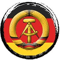 INSIGNIAS y PARCHES DDR