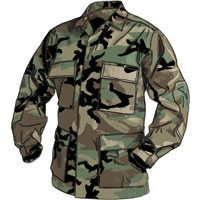ARMY SURPLUS LIGHT JACKETS AND COMBAT SHIRTS