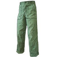 SURPLUS ARMY TROUSERS