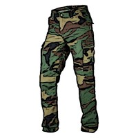 CAMO  TROUSERS USED CONDITION