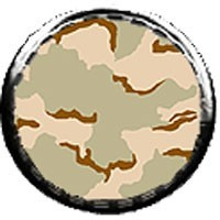 US ARMY DESERT 3 COLORES