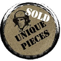 UNIQUE ARMY SURPLUS PIECES ALREADY SOLD