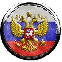 PARCHES ORIGINALES RUSIA FEDERAL