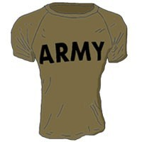 RECICLED T-SHIRTS